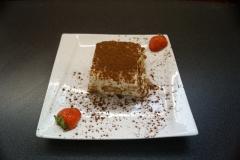 Restaurant italien limoges la gondole Tiramisu