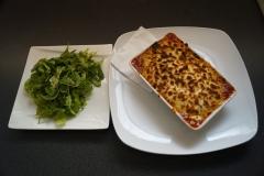 Restaurant italien limoges la gondole Lasagne bolognese