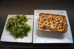 Restaurant italien limoges la gondole Lasagne del pastore