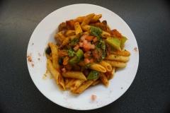 Restaurant italien limoges la gondole Pâtes Sicilia