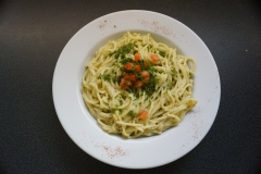 Restaurant italien limoges la gondole Pesto del trentino