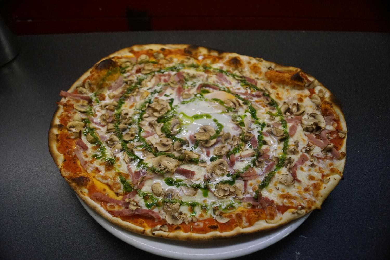 Restaurant italien limoges la gondole Pizza Lucco