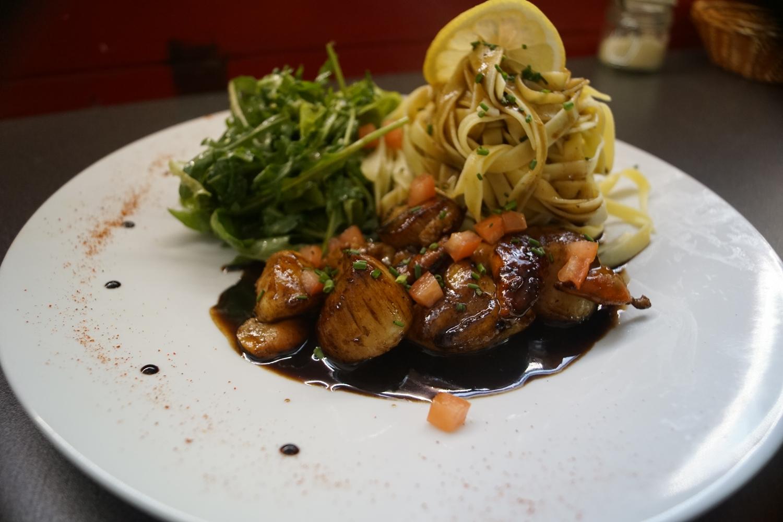 Restaurant italien limoges la gondole Noci miele 1