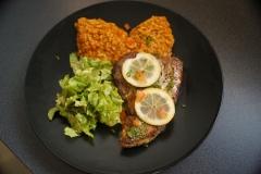 Restaurant italien limoges la gondole Bistecca di pesci 1