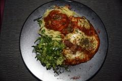 Restaurant italien limoges la gondole Scaloppine Valdostana
