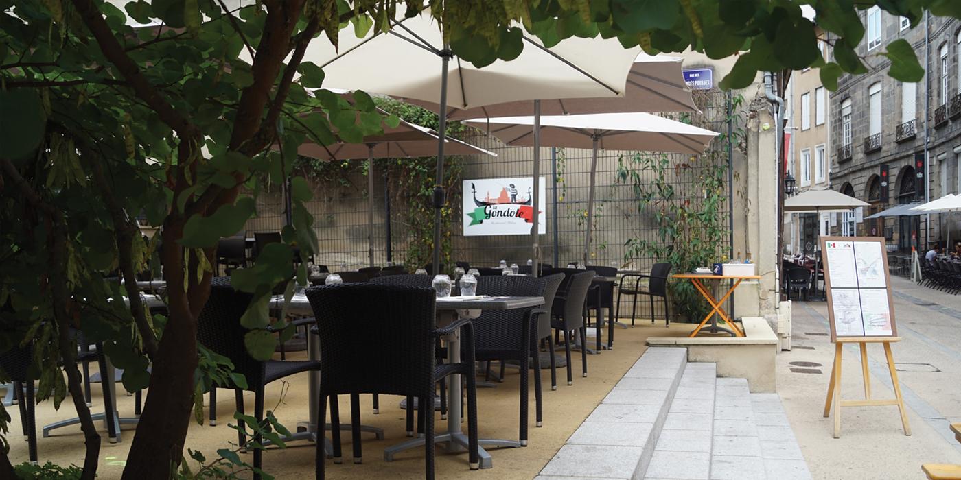 La Gondole, votre restaurant Italien à Limoges